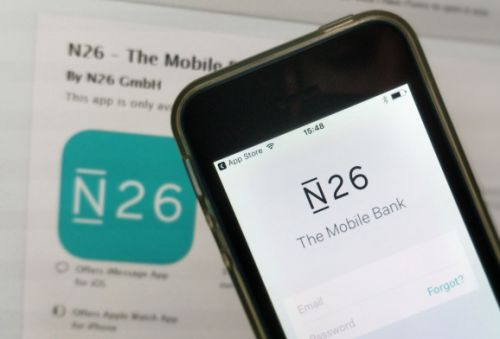 European challenger bank N26 launches in the U.S