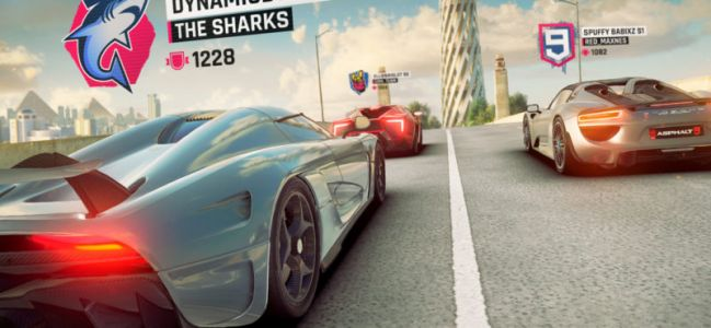 Asphalt 9: Legends Announced, Launching On Android This Summer