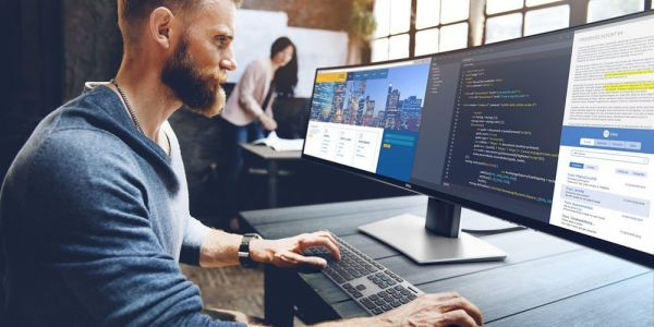 Dell pushes the boundaries of curved ultra-wide USB-C monitors with 49-incher