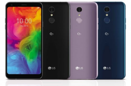 New LG Q7 Smartphones Announced