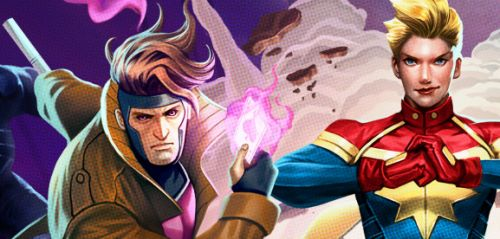 Marvel Puzzle Quest turns 4, celebrates the o-cajun with Gambit