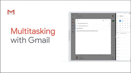 Multitasking On The iPad With Gmail Just Got A Lot Easier
