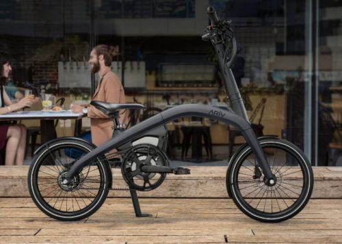 General Motors AR?V folding electric bikes launch throughout Europe