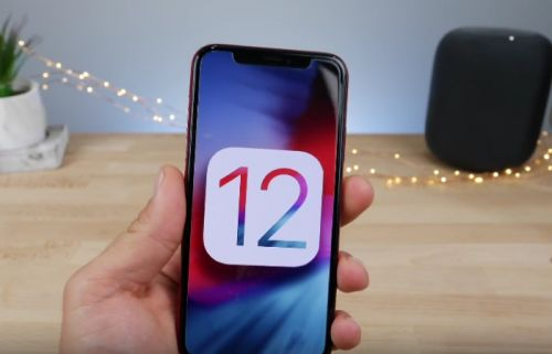 Apple Releases iOS 12 Beta 4