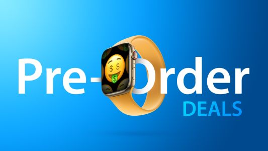 Deals: Carriers Introduce First Offers on Apple Watch Series 7