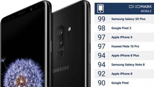 Galaxy S9+ Tops iPhone X as Best Smartphone Camera Ever in DxO's Controversial Rankings