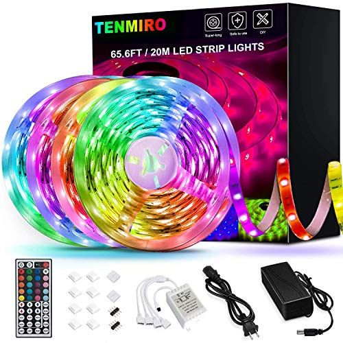 RGB-ify your home with this fantastic deal on LED strips