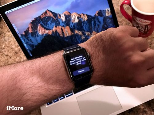 Apple Watch Series 3 won't unlock your Mac until Monday