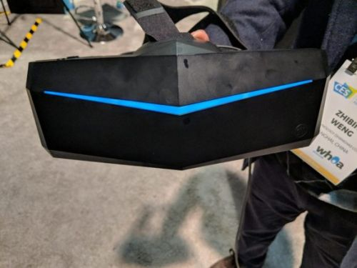 Pimax 8K VR headset delayed again, refresh rate drops to 80Hz