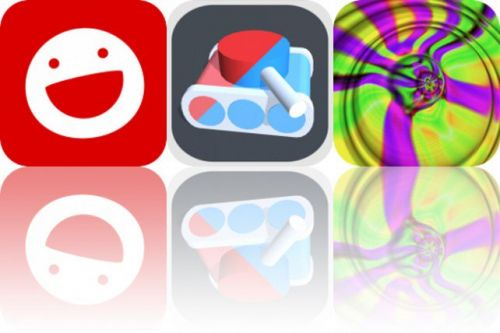 Today's Apps Gone Free: Dad Jokes, Tiny Tanks and PirTie