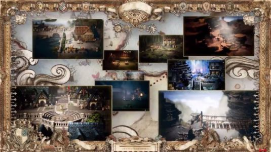 Project Octopath Traveler is Square Enix's Switch exclusive RPG