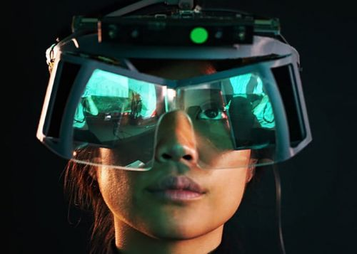 Leap Motion Demonstrates AR User Interface