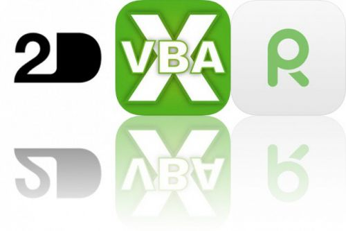 Today's Apps Gone Free: 2D, VBA Guide for Excel and Voice