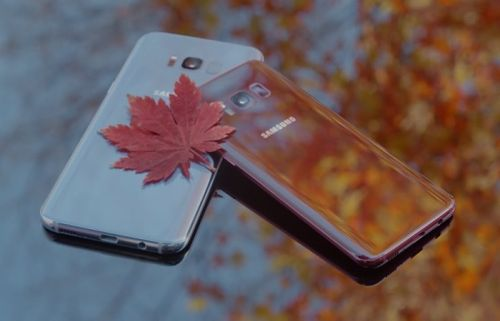 Burgundy Red Samsung Galaxy S8 Launches November 28th