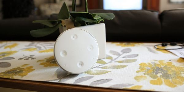 Hands on w/ the first portable Google Assistant smart speaker, the Mobvoi TicHome Mini