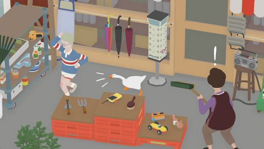 Untitled Goose Game no longer a Switch exclusive, as it honks onto PS4