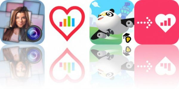 Today's Apps Gone Free: Panographic Photo, Dashboard, Dr. Panda Airport and More