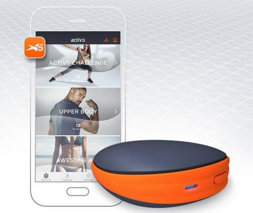 Smart Fitness Device Activ5 Now Available From Apple