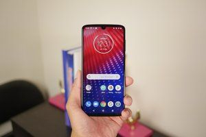 Best Buy has the Verizon-locked Moto Z4 on sale for as little as $120 after $380 discount