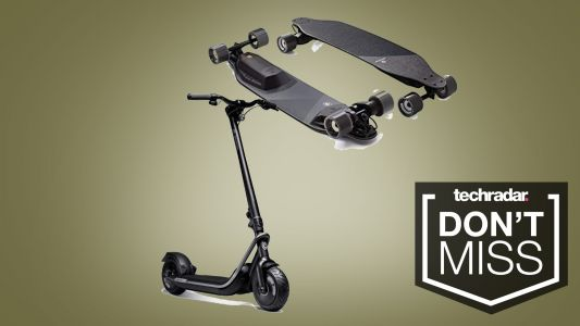This Cyber Monday electric scooter and skateboard sale is wheelie good