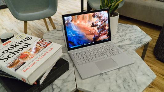Surface Book 2 might not arrive until 2018
