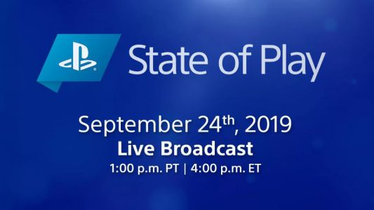 Sony's next State of Play teases 'new game reveals' - but don't expect PS5 news
