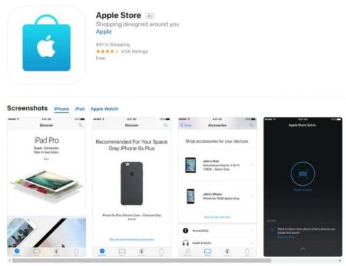 Apple Redesigns Its App Store Listing For The Web