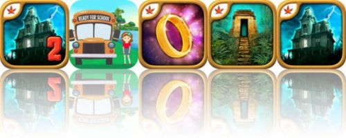 Today's Apps Gone Free: Return to Grisly Manor, Lake Hope, Hidden World and More