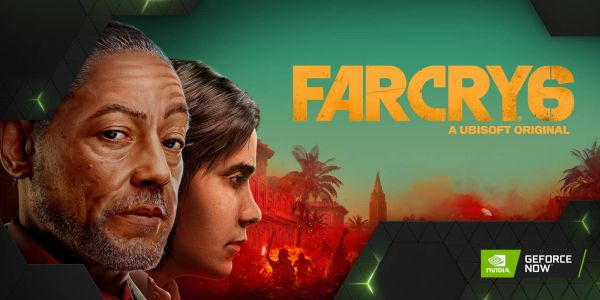 GeForce NOW Gets Far Cry 6 Today & 20+ Other Titles In October
