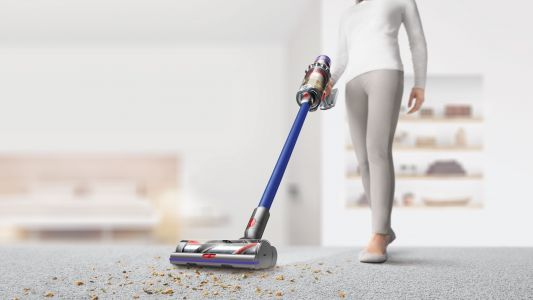 Dyson's new V11 cordless vacuum sucks harder and lasts longer