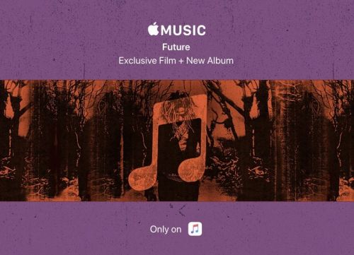 Apple Highlighting Future's 'THE WIZRD' Album and Documentary