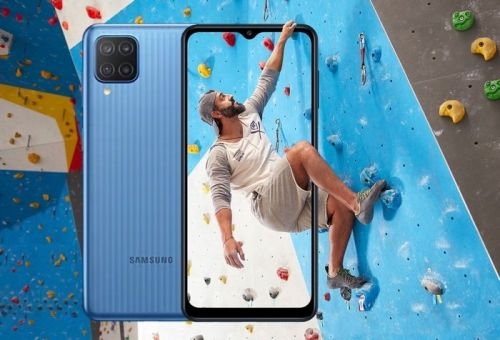 Samsung Galaxy M12 launched in the UK
