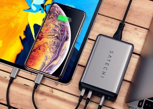 Satechi launches new USB-C travel chargers at CES