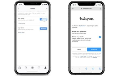 Instagram Gives Users Control Over Privacy From Third-Parties