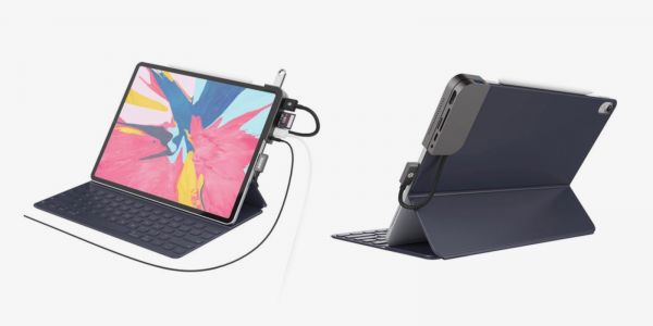 Kanex unveils 6-in-1 USB-C dock for iPad Pro, works with Apple's Smart Keyboard Folio