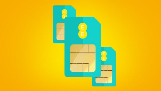 EE's mega 60GB for just £20/pm SIM only deal is still going strong after Black Friday