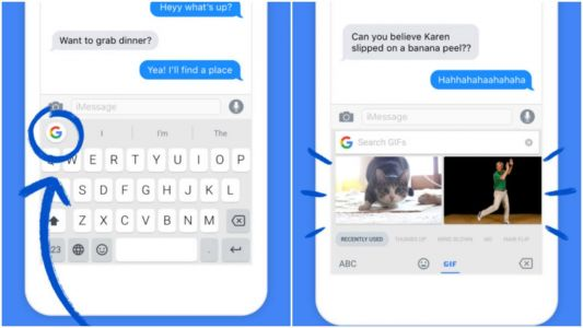Gboard For iOS Updated With Haptic Feedback Support