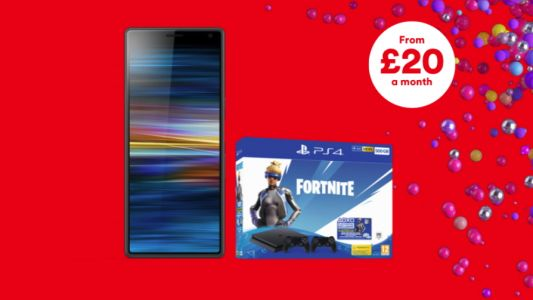 Free Fortnite PS4 bundle leads the way in Virgin Mobile's epic new mobile phone deals