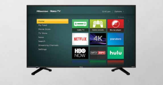 4K Hisense Roku TVs With HDR Available Now