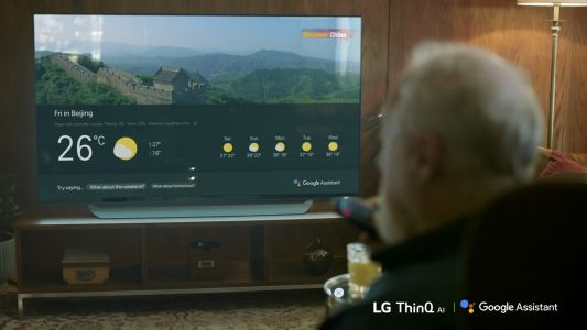 LG rolls out Google Assistant to all of its 2018 OLED and Super UHD TVs