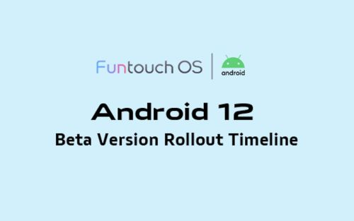 Funtouch OS Android 12 beta version coming to Vivo phones
