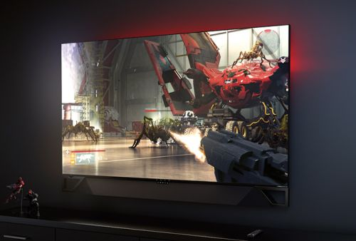 NVIDIA's 65-inch Big Format Gaming Display Is Here: HP OMEN X Emperium