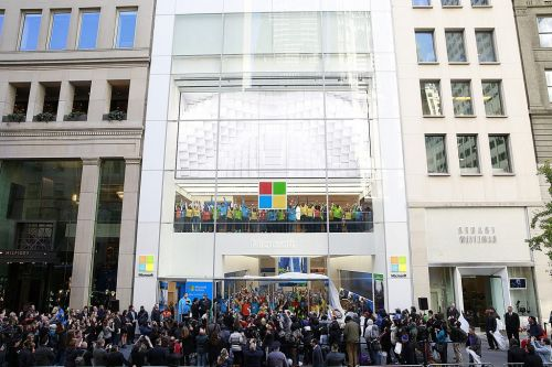 Flagship Microsoft Store planned for Regent Street in London