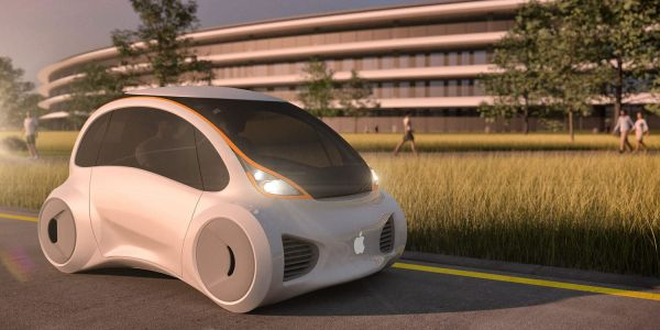 Opinion: My money is still against an Apple-branded car in 2025