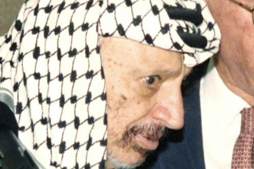 Unsealed Yasser Arafat Diaries Reveal Extent Of PLO-Italy Relationship