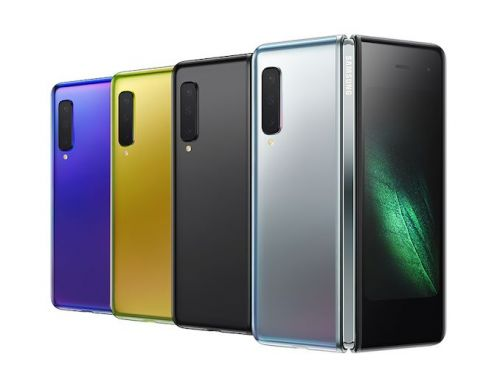 Samsung Galaxy Fold Set to Be Available in UK on April 26: £1799