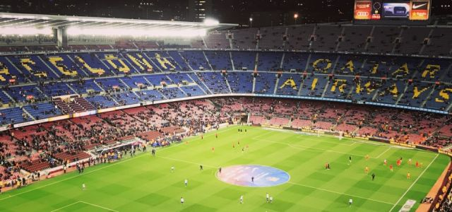 FC Barcelona's Nou Camp will be 'first' 5G stadium