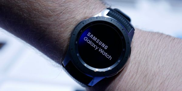 Samsung Galaxy Watch hands-on: The best Android smartwatch gets battery life to match