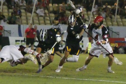 The Iroquois Nationals Lose to Canada, But Show Huge Heart in Lacrosse Championship