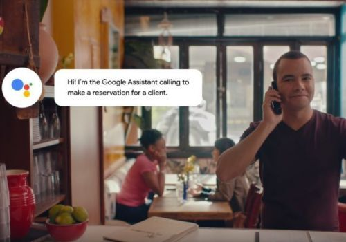 25 Percent Of All Google Duplex Calls Are Conducted By Humans
